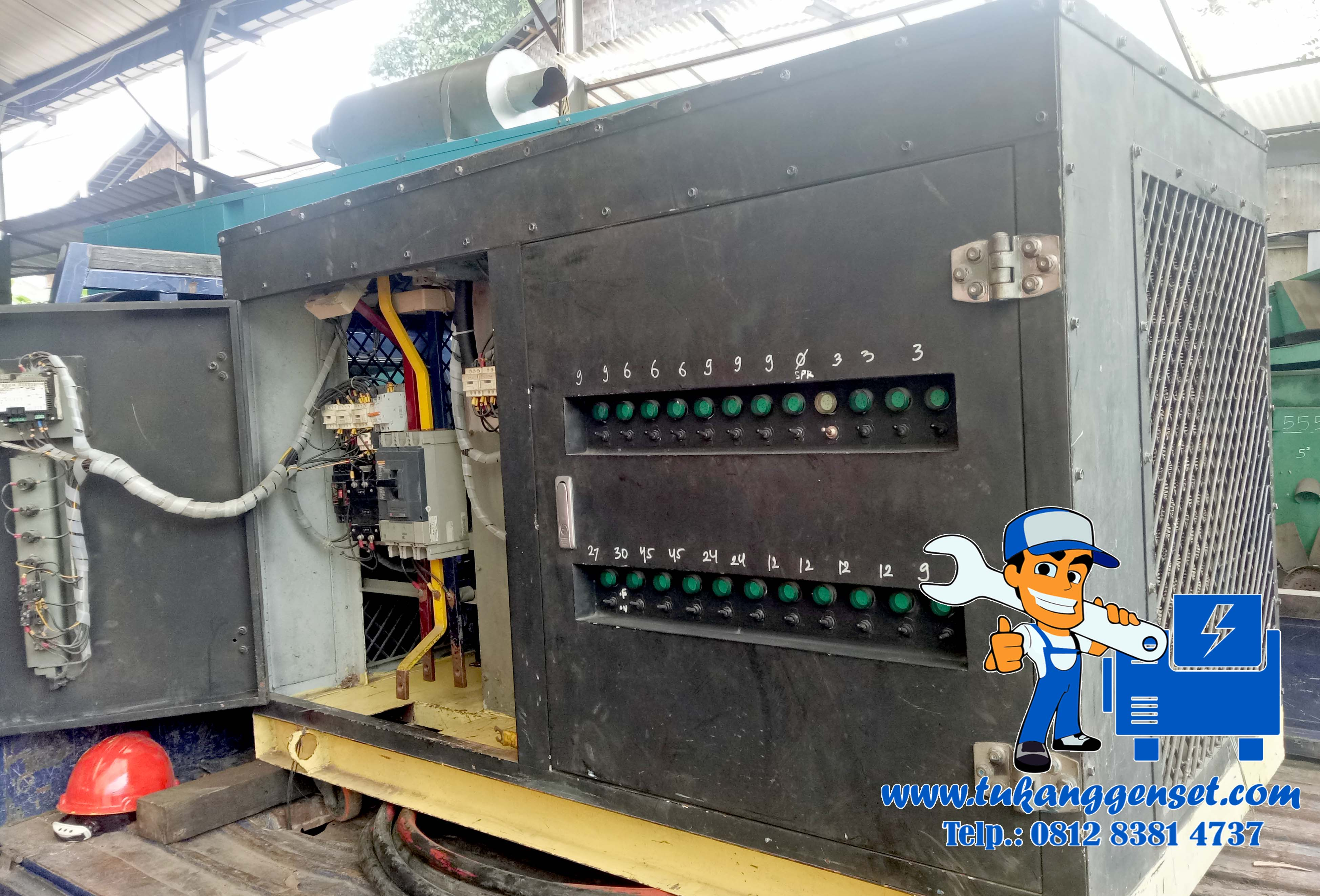 Sewa Load Bank 300 KW