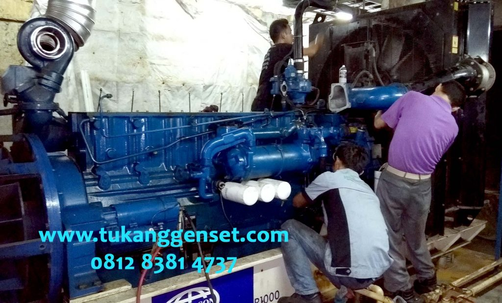 Service Genset General Overhaul