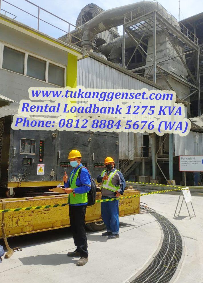 Sewa Load Bank 1200 KW