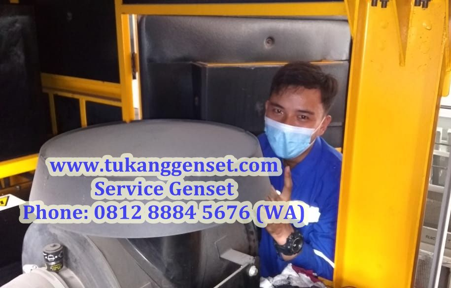 Service Genset Ringan